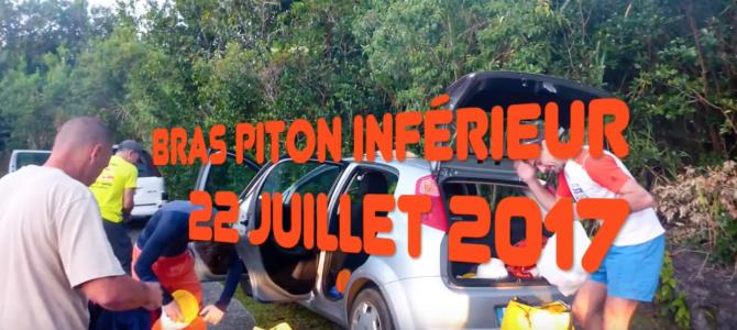 Vidéo BRAS PITON INF